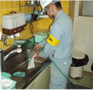 配水管の系統・種類と管内洗浄・清掃の方法は?